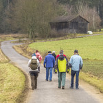 Traditionelle Wanderung am 6.1.2015